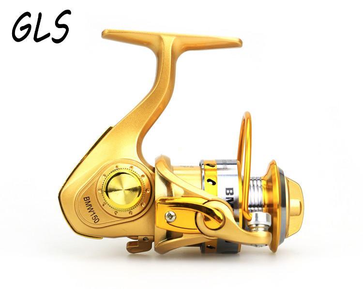 Mini iplik balıkçılık reel 13BB 5.5: 1 ultra hafif yüksek - Balık Tutma - Fotoğraf 5