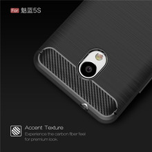 New 2018 For Meizu Meizu m5S Case Cover Fitted TPU Cases For Meizu Mei