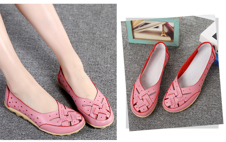 AH1165 (16) Women's Loafers Shoes