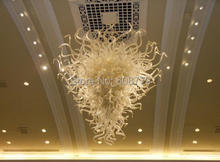 Free Shipping New Arrival Design Glass Light for Hotel Lobby Villa Vintage Chandelier цена