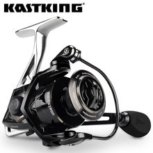 KastKing Megatron New Water Resistant Carbon Drag Spinning Reel with Large Spool 21KG Max Drag Saltwater Spinning Fishing Reel(China)