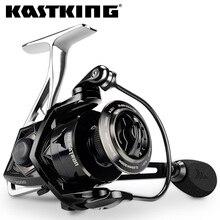 KastKing Megatron New Water Resistant Carbon Drag Spinning Reel with Large Spool 21KG Max Drag Saltwater Spinning Fishing Reel