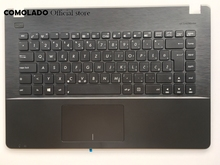 WB West Balkans keyboard For ASUS X451 X451E X451M X451C Palmrest Cover Layout