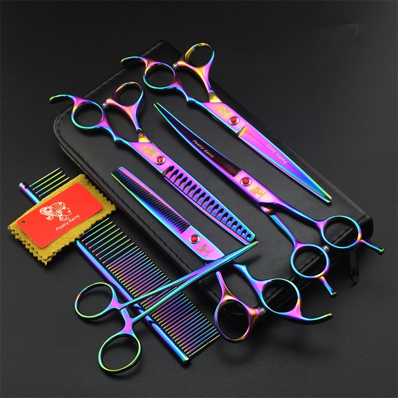 Pet Grooming Scissors  (15) - 副本