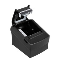 high quality ethernet mini thermal printer 80mm linux small business machinery compatible for restaurant ordering machine