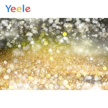 Yeele Glitter Light Bokeh Posters Background Scene Child Photography Vinyl Doll Pet Props Photographic Backdrop For Photo Studio glitter bokeh christmas photography background pet baby photo props party wall decoration brown backdrop xt 5667