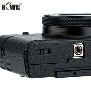 Image 2 - KIWIFOTOS KS RX100VIL Camera Da Trang Trí Cho Sony RX100 VI Với Ướt Vệ Sinh Lau Máy Ảnh Trang Trí