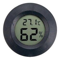 LanLan Thermometer Hygrometer Mini LCD Digital Feuchtigkeit Hygrometer Temperatur tester meter pyrometer indoor hause Messung Werkzeug