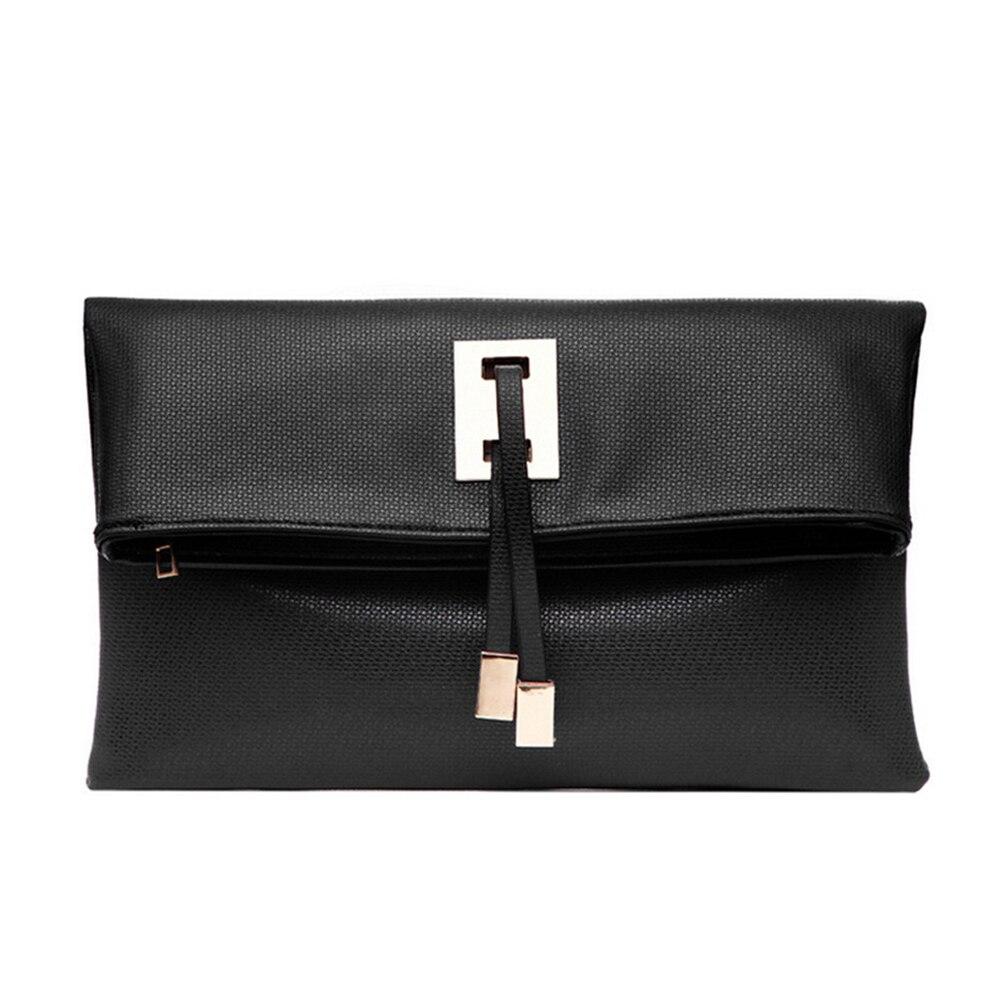 2017 Women Bags Fashion Women Clutch Bag Casual Women Clutches Famous Brands Shoulder Bag Leather Ladies Handbags Tote c0358