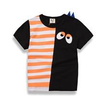 children Clothes T shirt Cotton Children Boy T-shirt Clothing Baby T-shirts Costumes2017 cartoon