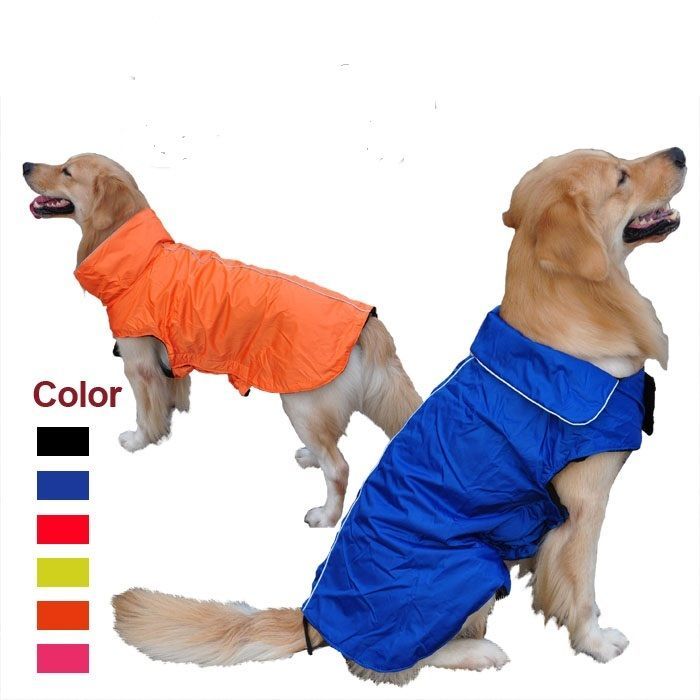 Medium Large Pet Dog Clothes Winter Fleece Waterproof Jacket Coat Vest M L Clearance Price In Dog Coats Jackets From Home Garden On Aliexpress Com