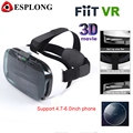FiiT VR 2N 3D VR Glasses With Quad Core Virtual Reality Helmet for 4.7-6.0inch Iphone 6S 6 Plus Support Samsung S6 VR Box