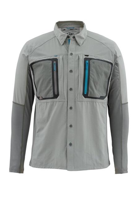 2017 New Brand Men Fishing Shirts G4 Taimen Tricomp Ls
