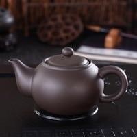 400ml Teapot Handmade Tea Pot Kung Fu Tea Set Chinese Gaiwan Ceramic Porcelain Kettle High Quality