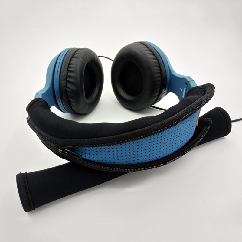 Portable Headphone head cover for Sony MDR-1R 1RBT 1A 1ADAC MSR7 M50X beam protector Earphone Accessories