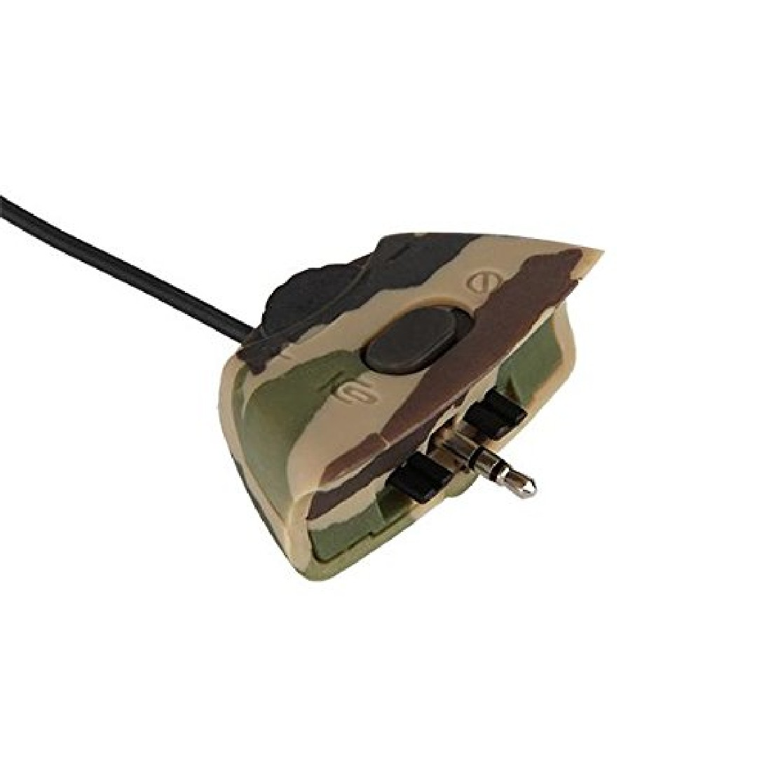 Marsnaska Selling Gaming Headset Headphone Camouflage Earphone Headsets with two Microphone mic for Xbox 360 Xbox360