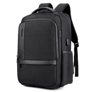 Image 1 - של גברים 15.6 Inch מחשב נייד המוצ ילה עבור feminina טעינת USB חיצוני מטען עמיד למים בית ספר חבילה חזרה מוצ ילאס