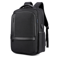 Mens Backpack 15.6 Inch Laptop Mochila for feminina External USB Charge Waterproof luggage Back Pack school mochilas