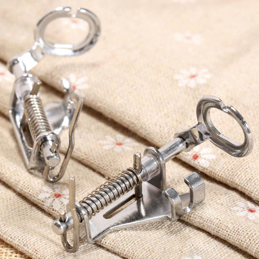 1 unid máquina de coser prensatelas bordado acolchado pie zurcido bordado para hogar máquina de coser multifuncional buena calidad