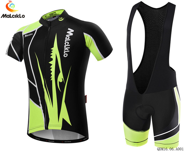 2018 New Cycling Jersey Summer MTB Bicycle Clothing Ropa Maillot Ciclismo  Bike GEL Bib Shorts Clothes Sportswear d03159280