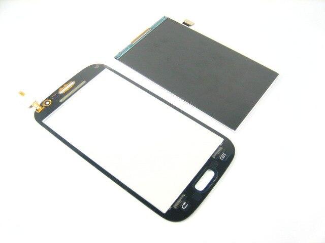 Замена ЖК-Дисплей + Сенсорный Экран Digitizer для Samsung Galaxy Grand Neo GT-i9060i i9060i Белый