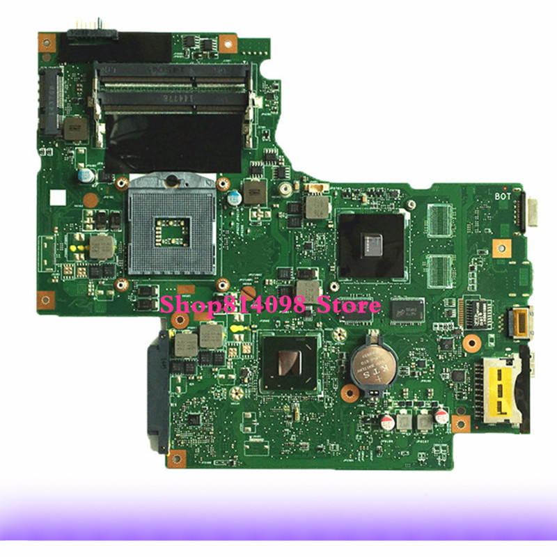 KEFU G700 laptop motherboard BAMBI MAIN BOARD REV:2.1 11S102500433 suitable for lenovo G700 Notebook PC 100% WORKING