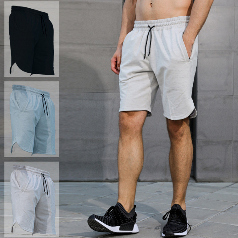 Men's Clothing Gupatodo Summer Gym Mens Sport Running Shorts Quick Dry Outdoor Jogging Shorts Men Tennis Training Beach Shorts With Zip Pocket