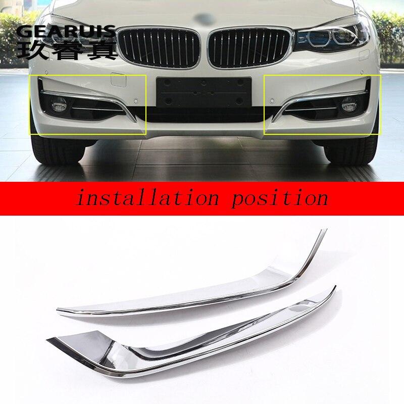Auto styling Für BMW 3 Serie GT Gran Turismo F34 2013-2017 ABS ...