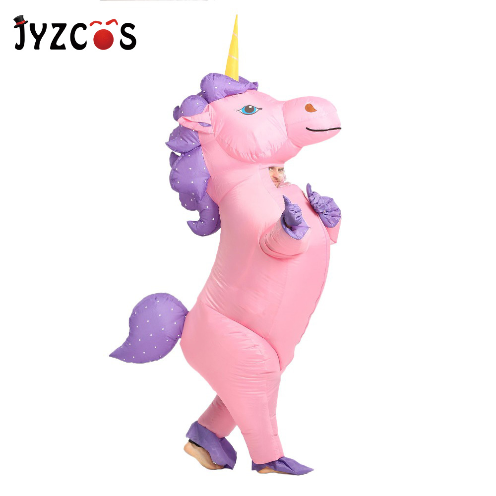 Unicorn Inflatable Costume