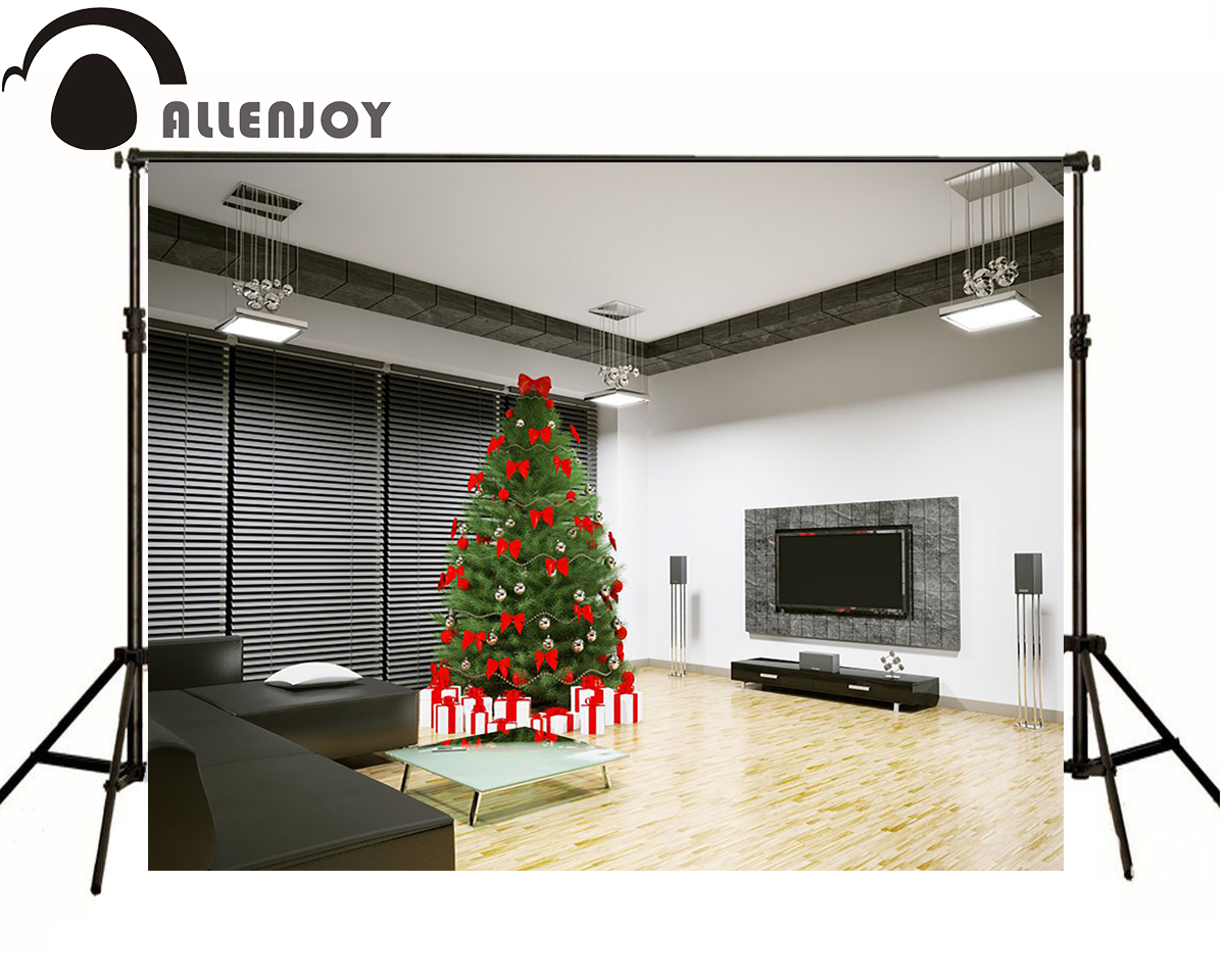 10x20ft(3x6m) christmas photography backdrops Living room Christmas tree festive atmosphere  photo studio backdrops vinyl ZJ photography backdrops christmas indoor christmas atmosphere 5x7ft 1 5x2 2m studio photo backdrop zj