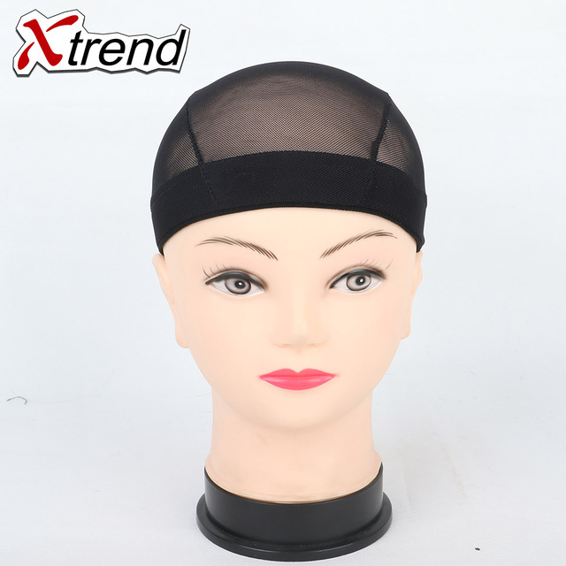 Wholesale Spandex Dome Cap For Wig Making Snood Nylon Strech Hairnets Wig  Caps For Making Wigs 7012a63b7