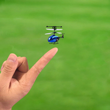 Free shipping Mini 4CH shatterproof mini RC helicopter RC Drone Mode2 helicopter UAV electric toys for