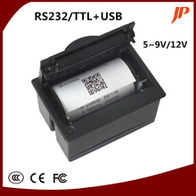 58mm Embedded thermal panel printer all in POS driving recorder medical equipment printer