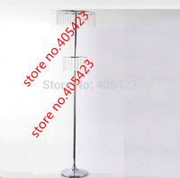 2 Tiers H 170cm Crystal Wedding Decoration Ferris Wheel Centerpiece Road Lead No Include Flower And