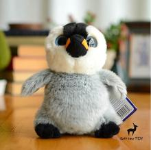 Plush Toy  Baby Penguin With Big Eyes  Simulation  Stuffed Animals  Children'S Toys Gifts