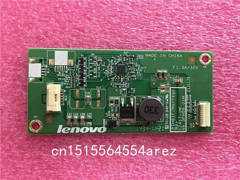Original laptop Lenovo THINKCENTRE EDGE 62Z Coverter board for AUO LED 48.3FH05.01M 04X2354 p301 40 auo p301 40