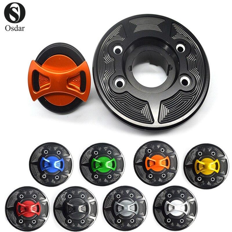 CNC Billet Fuel Tank Cover For BMW S1000R 13-17 S1000RR 09-17 R1200GS Adventure 07-10 K1600GTL 10-12 F800ST 05-12 F800S 05-10 adjustable billet long folding brake clutch levers for bmw k1600 gt gtl 11 14 12 13 k1300 k1200 r s r1200 r rt s st gs 04 14 05