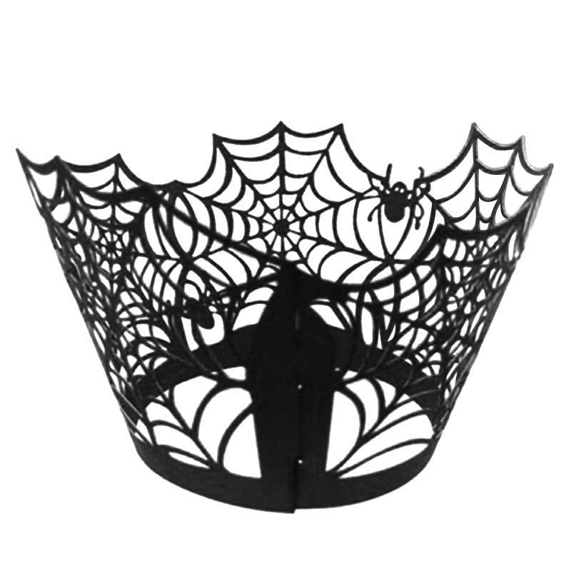 2016 new 6pcsset different pattern halloween decorations led pumpkins lantern jack skeletons spiders bats