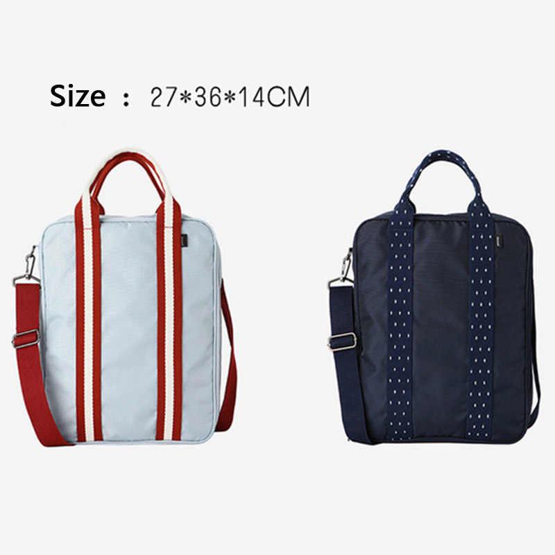 Das Mulheres Dos Homens de grande Capacidade Saco de Viagem Nylon Bagagem de Mão Sacos de Duffle Mala De Viagem Embalagem Cubes Roupa Organizador Z146