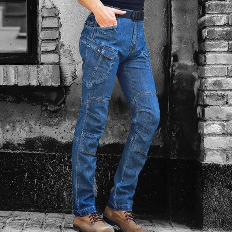 Popular Blue Work Trousers-Buy Cheap Blue Work Trousers lots from ...