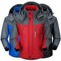 New 2015 Warm Winter Jacket Men Famous Brand Duck Down Hooded Jacket Men Outwear Canada Down Jacket Suit Windbreaker 6131