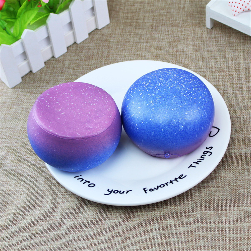 Simulated Moon Squishy Slow Rising Cream Scented Decompression Toys Education Toy Baby Toys & Games Children