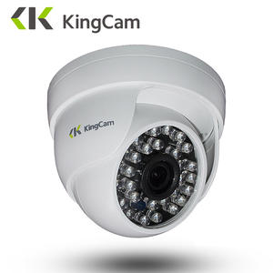 KingCam Dome IP Camera Security CCTV Surveillance Cameras
