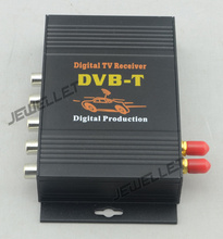 Supaer deal Free shipping Latest MPEG-4  HD DVB-T Receiver with AV output and USB