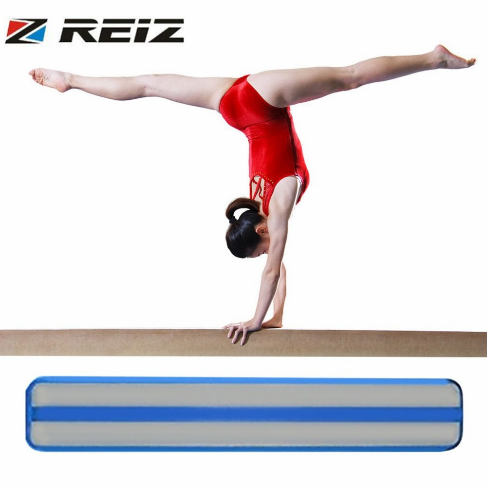 Reiz Women Inflatable Balance Beam Cushion Train Mattress