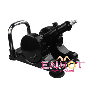 Image 2 - מעקה גרסה 120N דוחף רובו FUK מתכוונן נייד מין מכונה עבור גברים ונשים מין מוצר מין צעצוע משלוח 2pcs מסכות