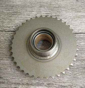 Sprzęgło motocykla CBT250 CA250 DD150 DD250 ATV250 rozpoczynające się płyty biegów 38 zębów tanie i dobre opinie Dźwignia sprzęgła 9 68cm 0 2kg
