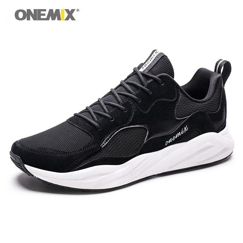Onemix nouveau Style typique Vintage papa hommes chaussures de course maille supérieure Top qualité 700 baskets chaussures de sport en plein air vieilles chaussures