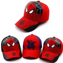 Г. Шапки для маленьких мальчиков и девочек, новые хлопковые бейсбольные кепки с вышитыми героями мультфильмов для маленьких мальчиков и девочек, Детская кепка в стиле хип-хоп, Snapback