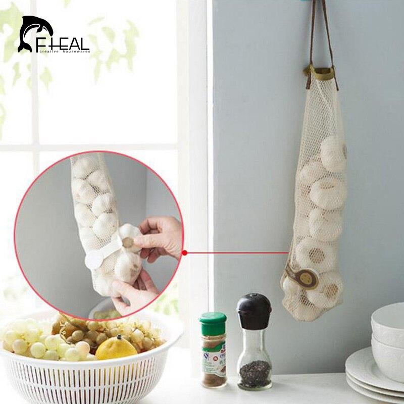 Achetez en gros l gumes sacs en filet en ligne des - Filet de rangement suspendu ...